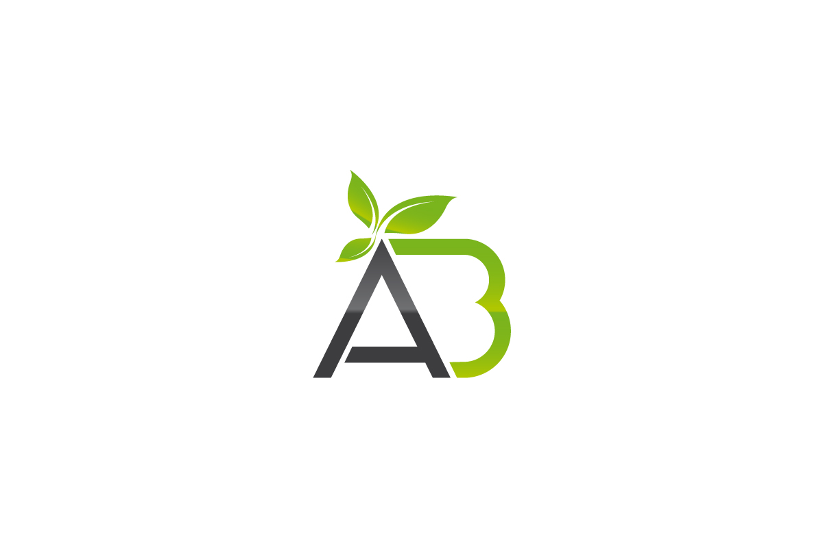 Logo monogramme AB