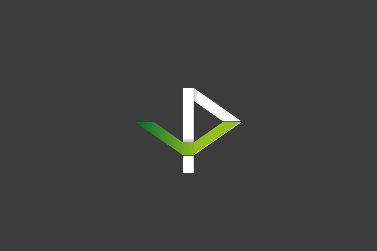 Logo monogramme PV