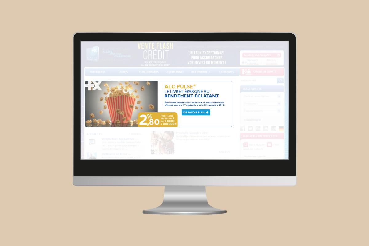 Bannière web BPALC pulse