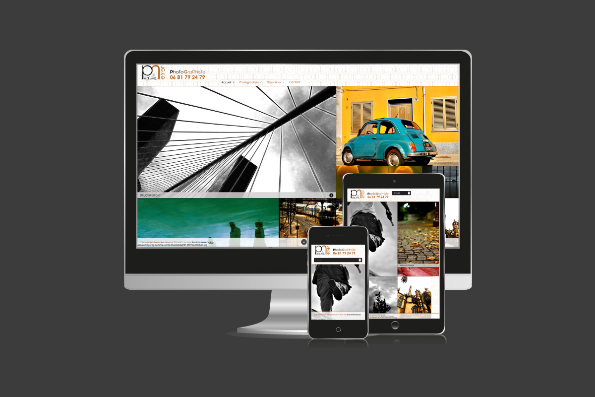Site web Pascale Meyer